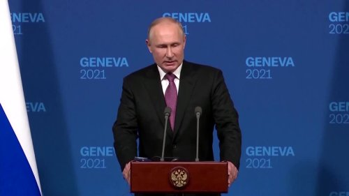 Putin claims most cyber attacks come from U.S.