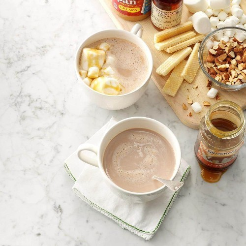 Hot Cocoa Recipes Worth Pouring a Second Mug