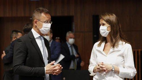 Fourteen EU countries denounce Hungary's new anti-LGBT law