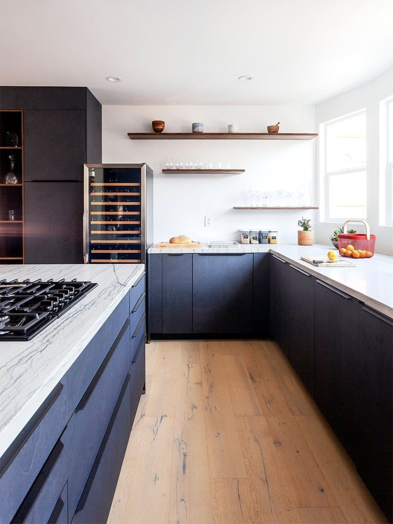 50% of homeowners are building these organizers into their kitchens