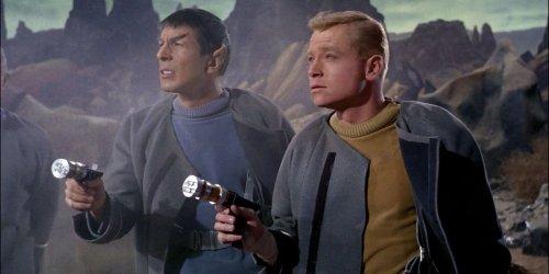 Star Trek: Why Spock Limps in the Series' Original Pilot