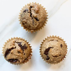 Discover healthy muffins