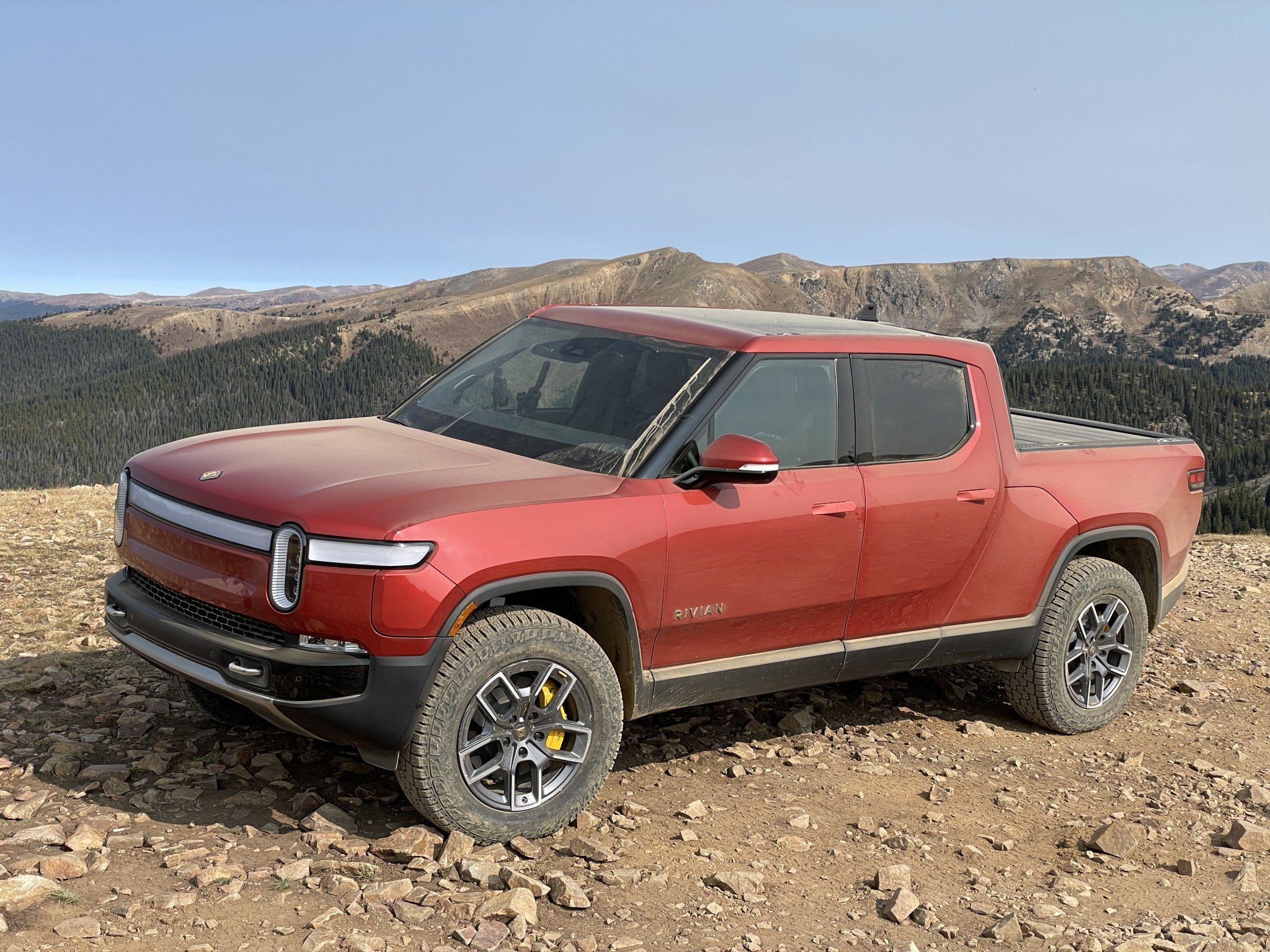 The Rivian R1T Is Everything You Hoped It Would Be