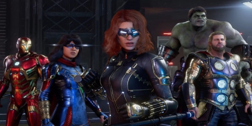 Marvel's Avengers Sees Massive Player Spike During Free Weekend