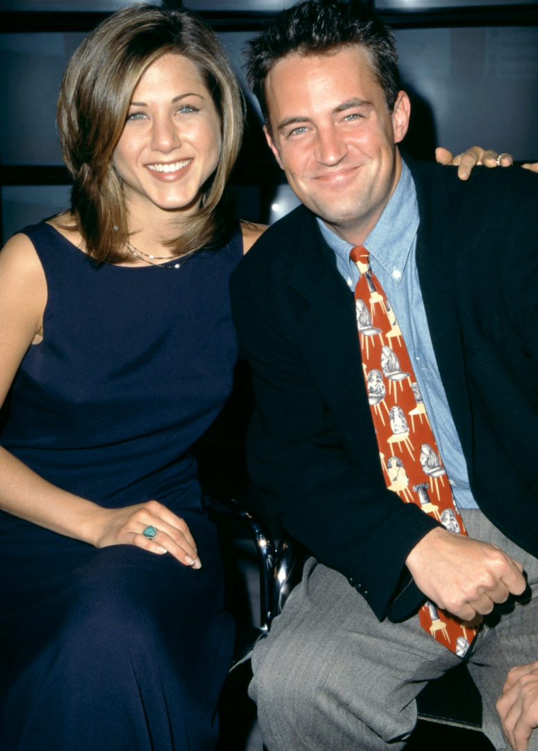 Fans React to Jennifer Aniston Opening Up About Matthew Perry's Mental Health