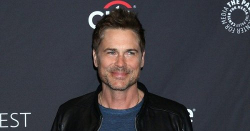 Rob Lowe Keeps Getting Roasted By His Sons In All Of His Posts