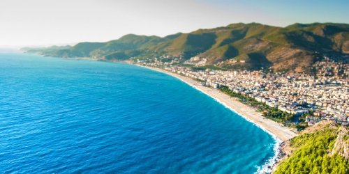 Türkische Riviera - hier ist Badeurlaub auch im September möglich