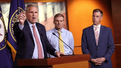 House GOP responds to Pelosi vetoing McCarthy's choices for Jan. 6 panel
