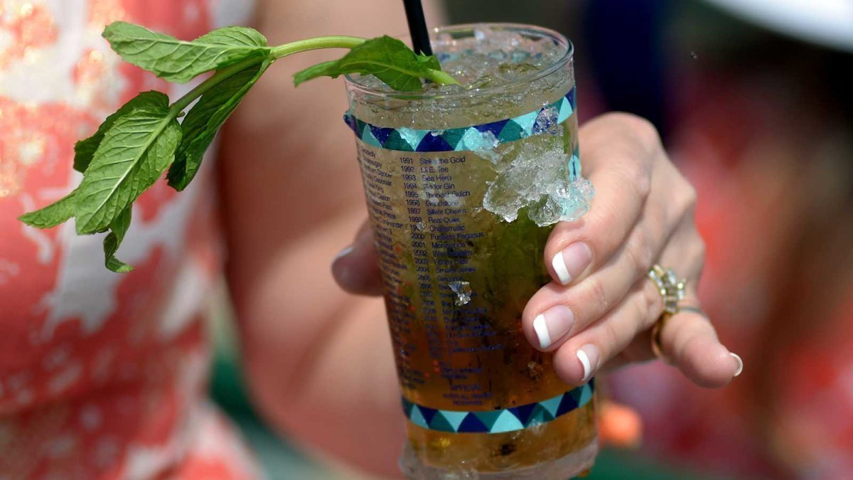 Why the Mint Julep Is the Official Drink of the Kentucky Derby