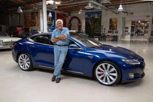 Most Expensive Cars In Jay Leno's Collection