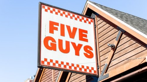 Employee's Attempt To Expose Five Guys Was An Utter Fail