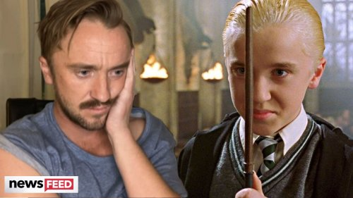 What Tom Felton REALLY Thinks About His Draco Malfoy Role!
