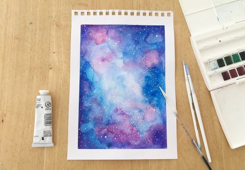 Free creative painting projects
