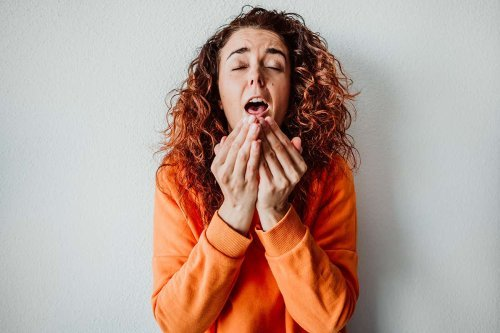 How far does a sneeze travel?