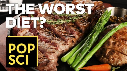 The Worst Diet?    Your Food and Your Death