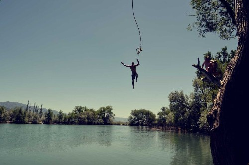 How to Survive a Snapped Bungee Cord