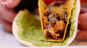 Quarantine Cooking: Baked Tacos Become Double Decker With the Help of Guacamole