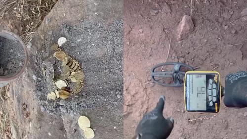 'Archeologist finds 'mysterious treasure' in Ukraine '