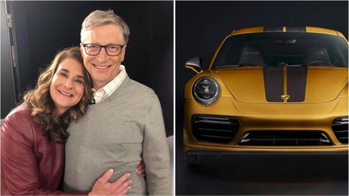 Bill Gates and his absolutely mad love for Porsche cars