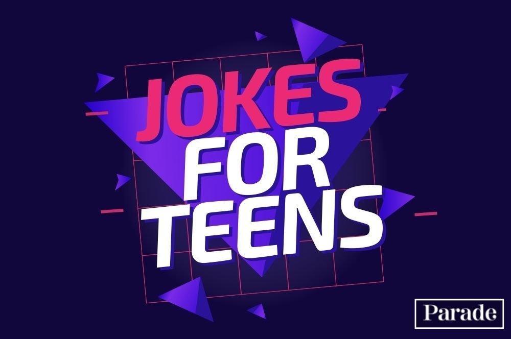 50 Funny Jokes for Teens