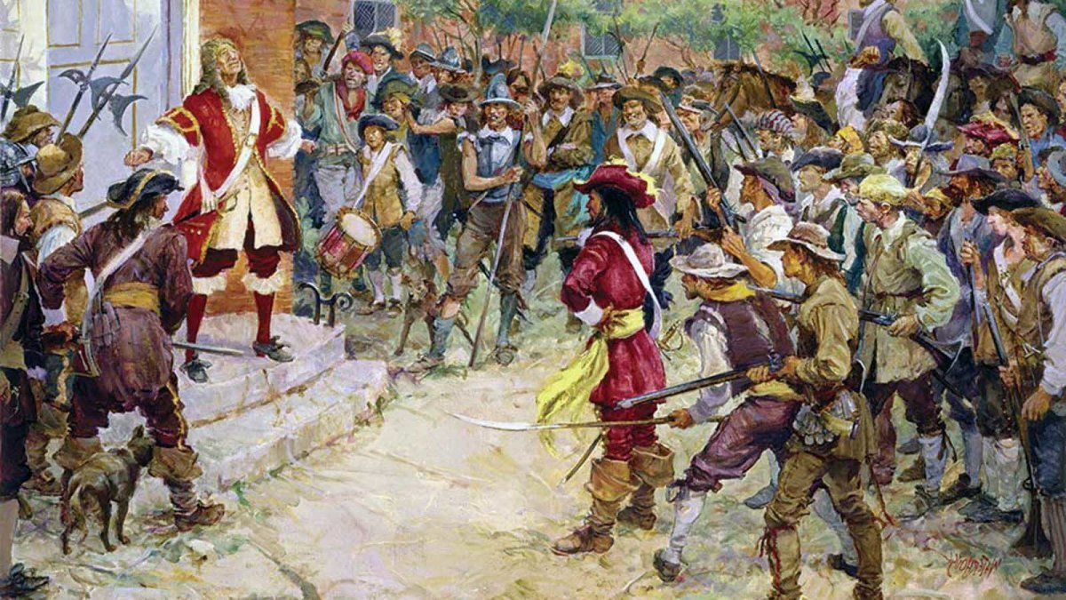 Bacon's Rebellion and 5 Other Famous Conflicts in American History