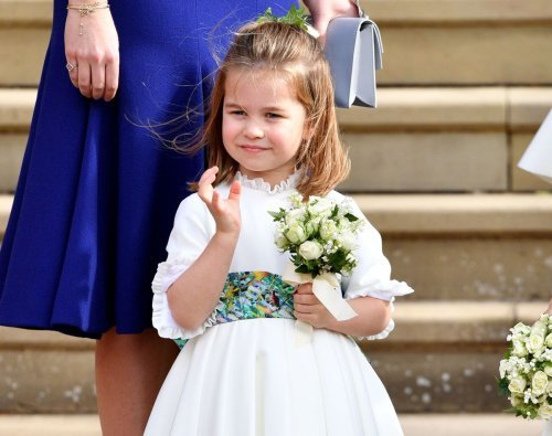 Happy Birthday Princess Charlotte!