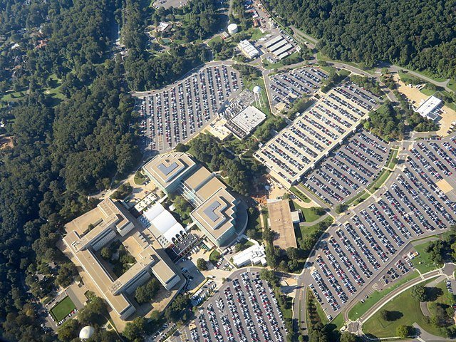 Listen: Intruder Near CIA Headquarters Shot by FBI Agents