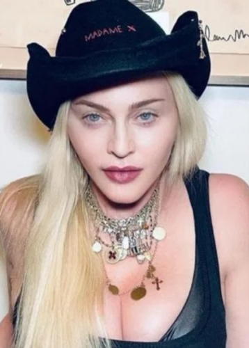 Fans Remind Madonna She Isn't '20 Anymore' As She Posts Playful Snaps