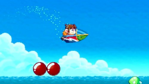 Alex Kidd in Miracle World DX: Greetings From Miracle World Travelogue Trailer