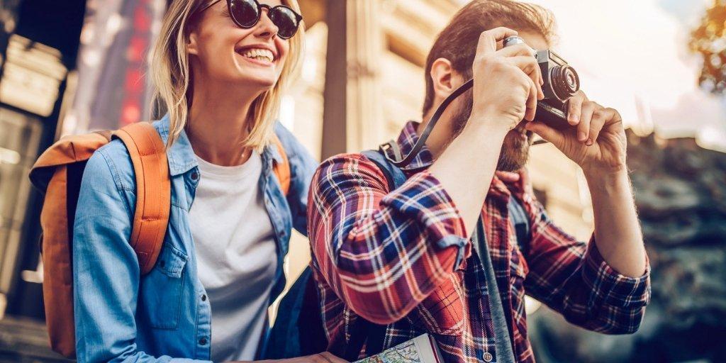 Günstig Reisen - 5 Tipps, mit denen du auf Reisen Geld sparst