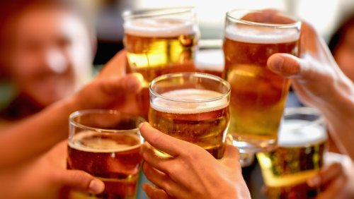 Eat These Foods Before Drinking Alcohol