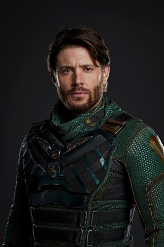 See Jensen Ackles as Soldier Boy in The Boys