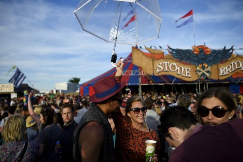 UK's Glastonbury Festival, cinemas, museums get government cash to survive COVID