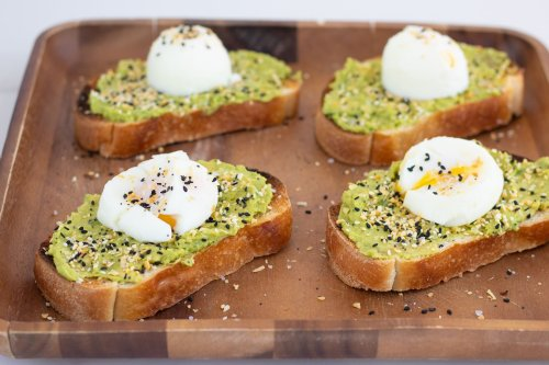 Avocado Toasts to Eat For Breakfast This Morning