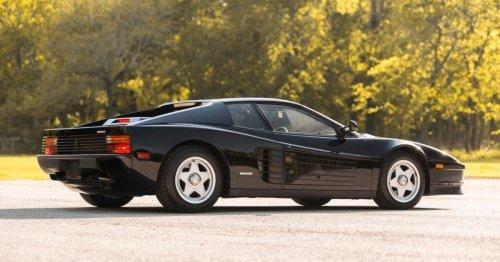 Ferrari Testarossa Was An Iconic Mistake Of The 1980s