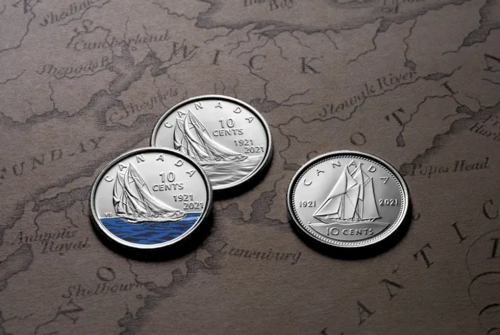 The Canadian Dime Got A Little Makeover & Here's What The New One Looks Like