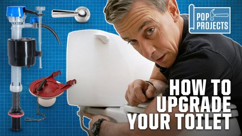 How to upgrade your toilet | Popular Mechanics