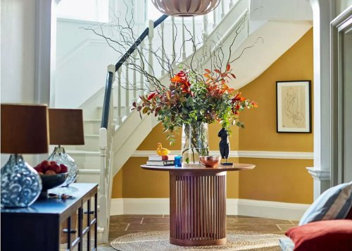 Make an entrance with these stylish hallway ideas