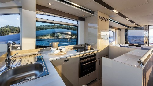 Yachting Climbs Aboard the Numarine 60 Fly