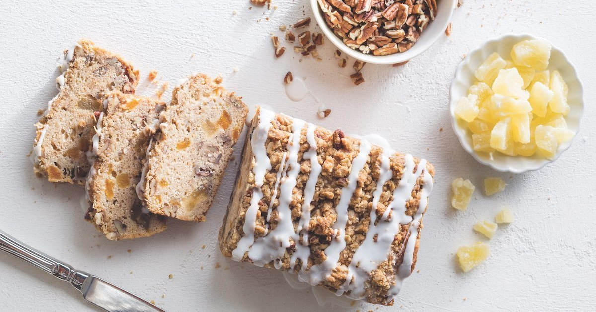 There's a Full Cup of Spiced Rum in This Hummingbird Loaf