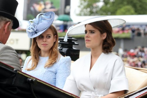 Why Princess Beatrice's Baby Gets A Title And Palace, But Eugenie's Doesn't