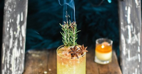 10 Spiced Cocktails For Fall
