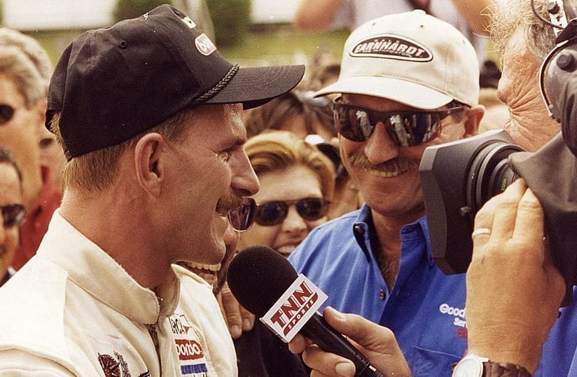 The wild tale of Dale Earnhardt's son finding out who his dad was in 9th grade