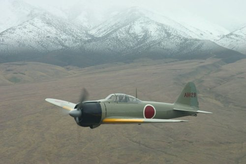 Kamikaze Legend: 10 Things Everyone Forgot About The Mitsubishi A6M Zero