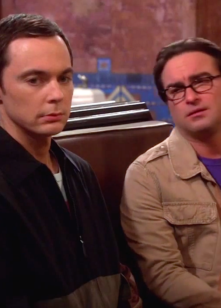 The Controversial Sheldon And Leonard Scene 'Big Bang Theory' Was Forced To Cut