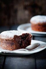 Discover chocolate peanut butter cake