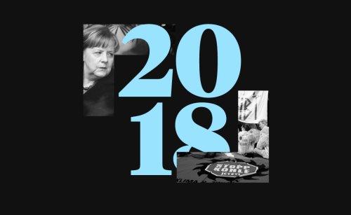Jahresrückblick: Die größten Geschichten 2018