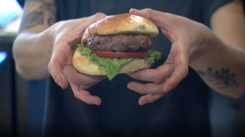 Chef's Quick Tip: Perfect grilled burgers