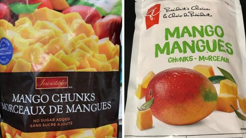 Frozen Mangos Sold In Quebec Recalled Due To Possible Hepatitis A Contamination