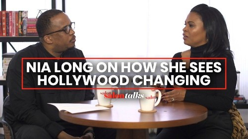 "Nia Long on representation in film: ""I don't know that we were always heard"""